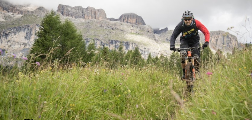 Dolomites + Trails = Paradise