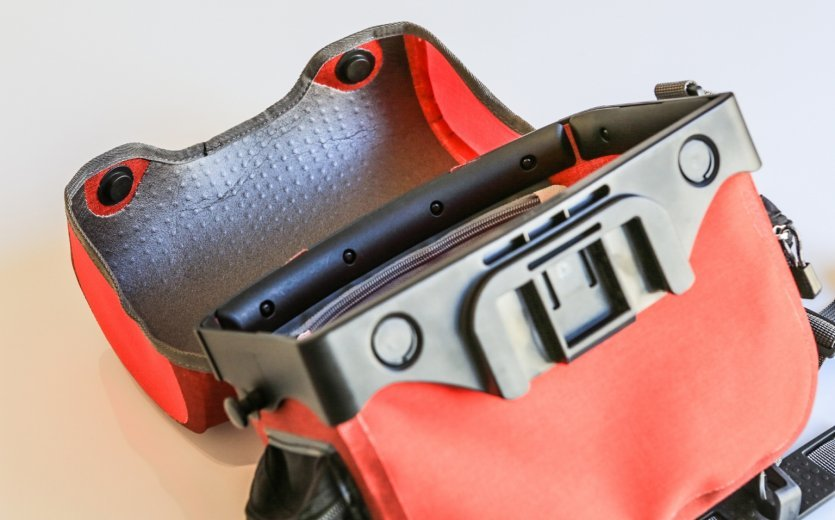 ORTLIEB Ultimate6 Plus M rot
