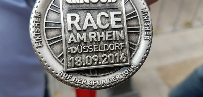 Race am Rhein, Tour de France Start