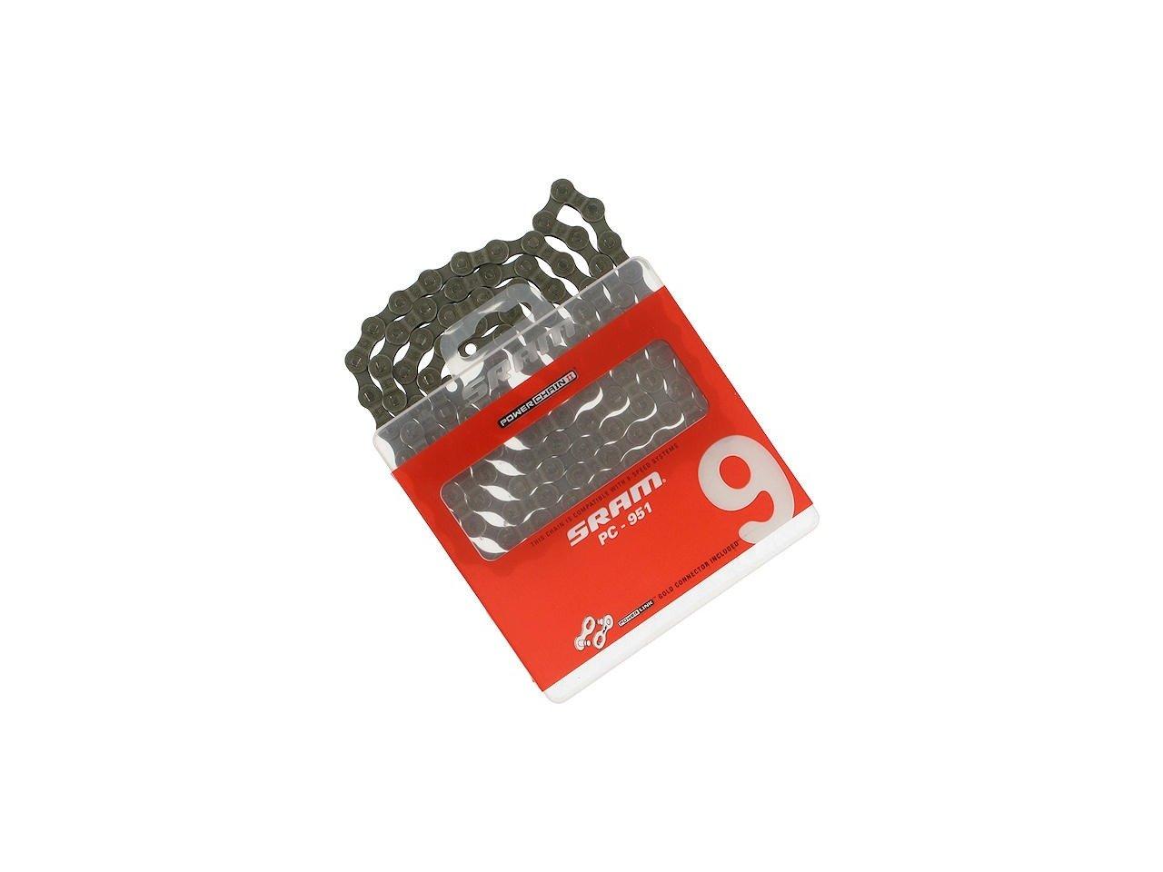 SRAM PC-951 9-Speed Bike Chain Road//MTB