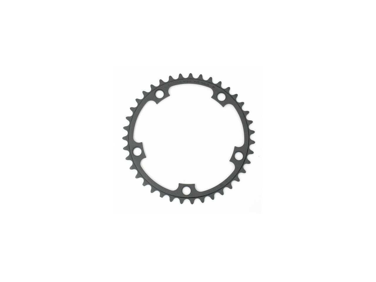 SHIMANO 105 5700  53T X 130MM 10-SPEED SILVER BICYCLE CHAINRING