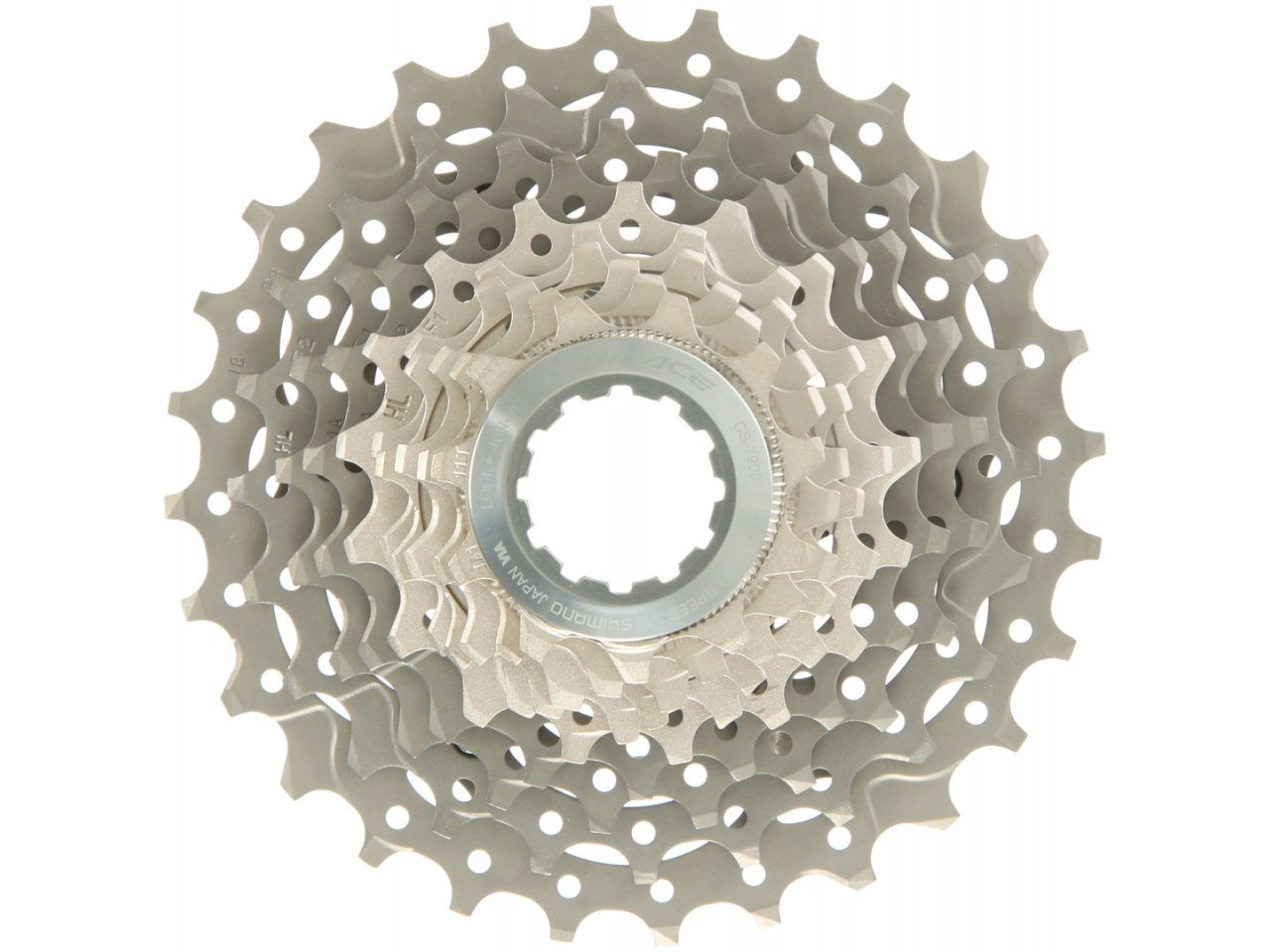 Shimano Dura-Ace CS-7900 10-Speed Bicycle Road Bike Cassette HG Sprocket 12-27T