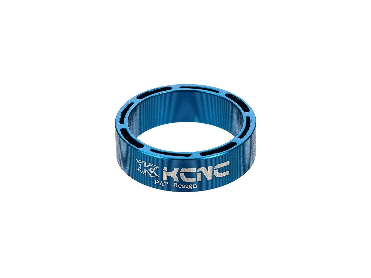 "KCNC 1-1//8/"" Hollow Spacer 2 3 5 8 10 12 14 20mm Blue"