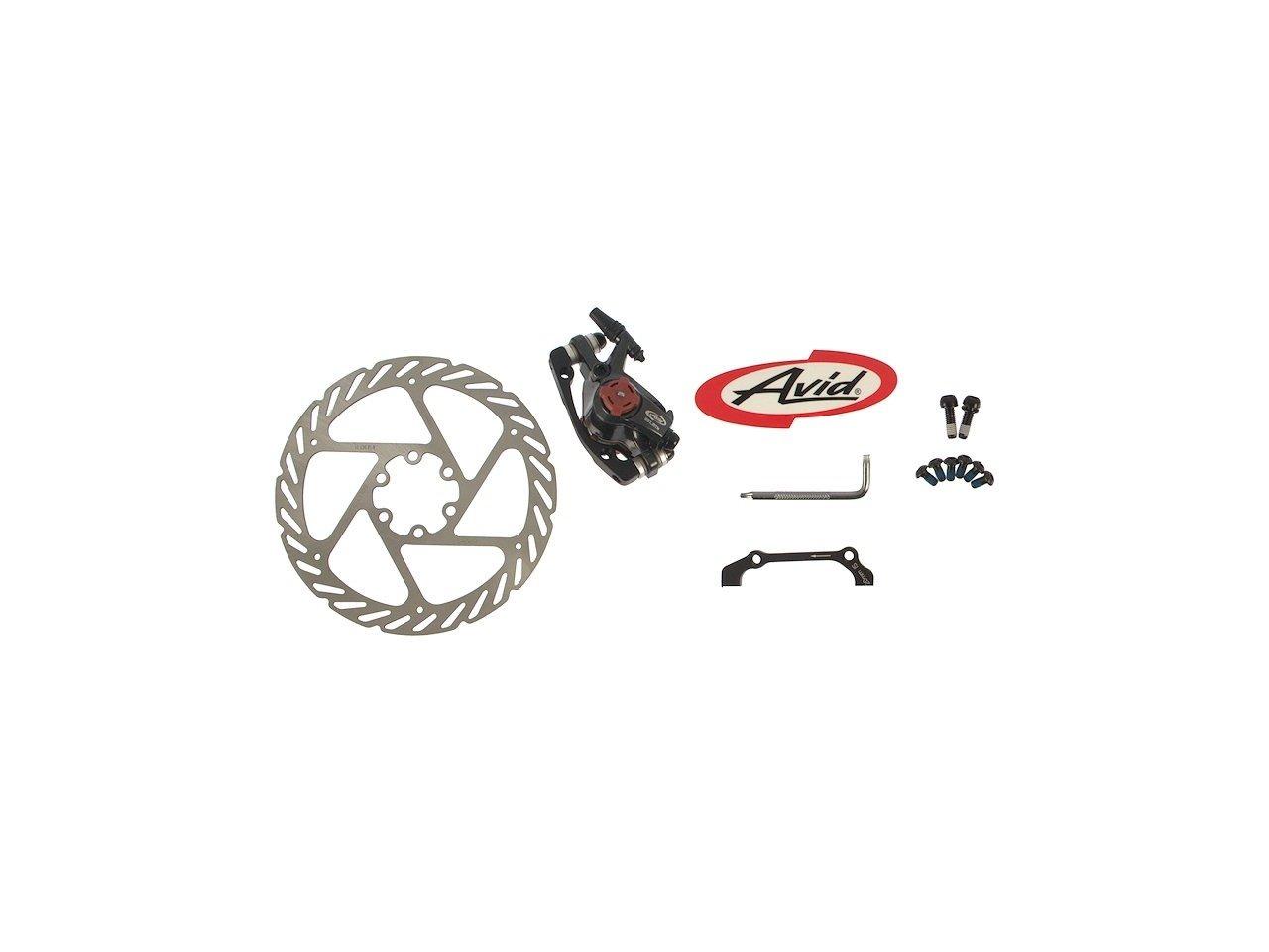 Alloy V-Brake Kit Front /& Rear Brake Caliper Set for Mountain Bikes