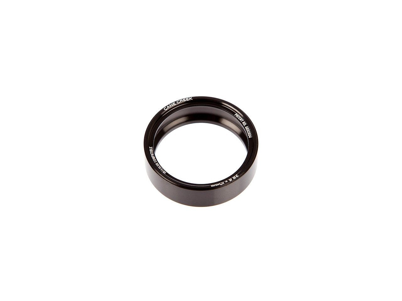 Cane Creek 110-Series 10mm Interlok Spacer Silver