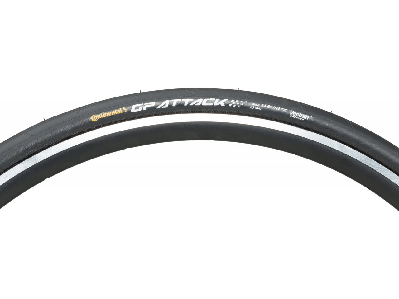 Continental Attack//Force III Front and Rear Tire Combo 700 x 23//25c Black Chili