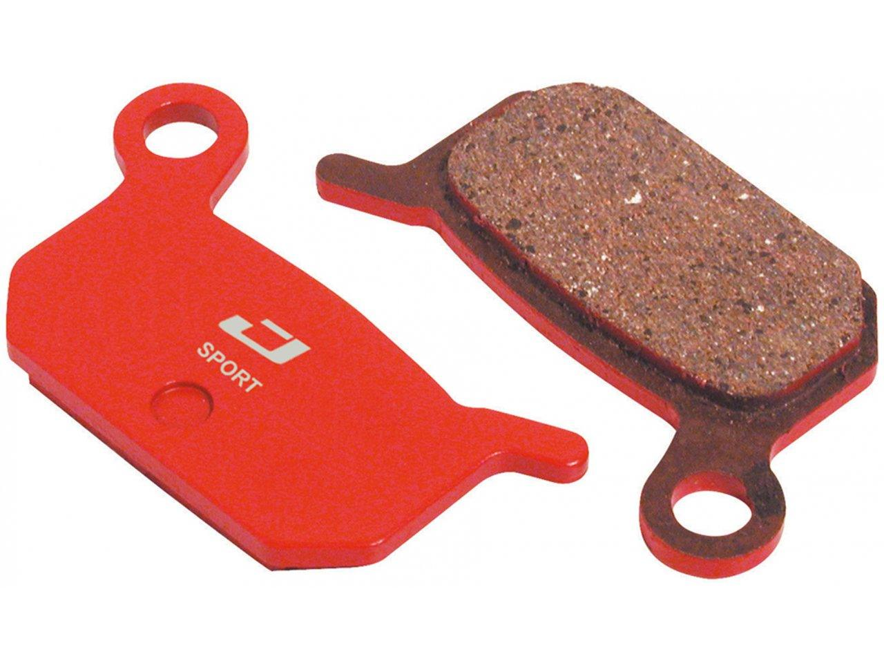 Jagwire Mountain Sport Disc Brake Pads For Formula ORO