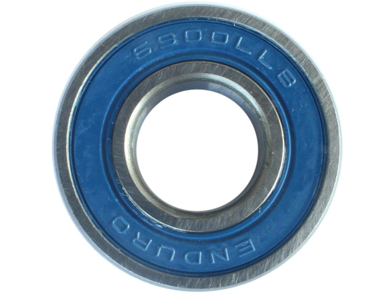 High Carbon Steel 6*21*10mm U Grooved Guide Pulley Sealed Ball Bearing Width 6mm