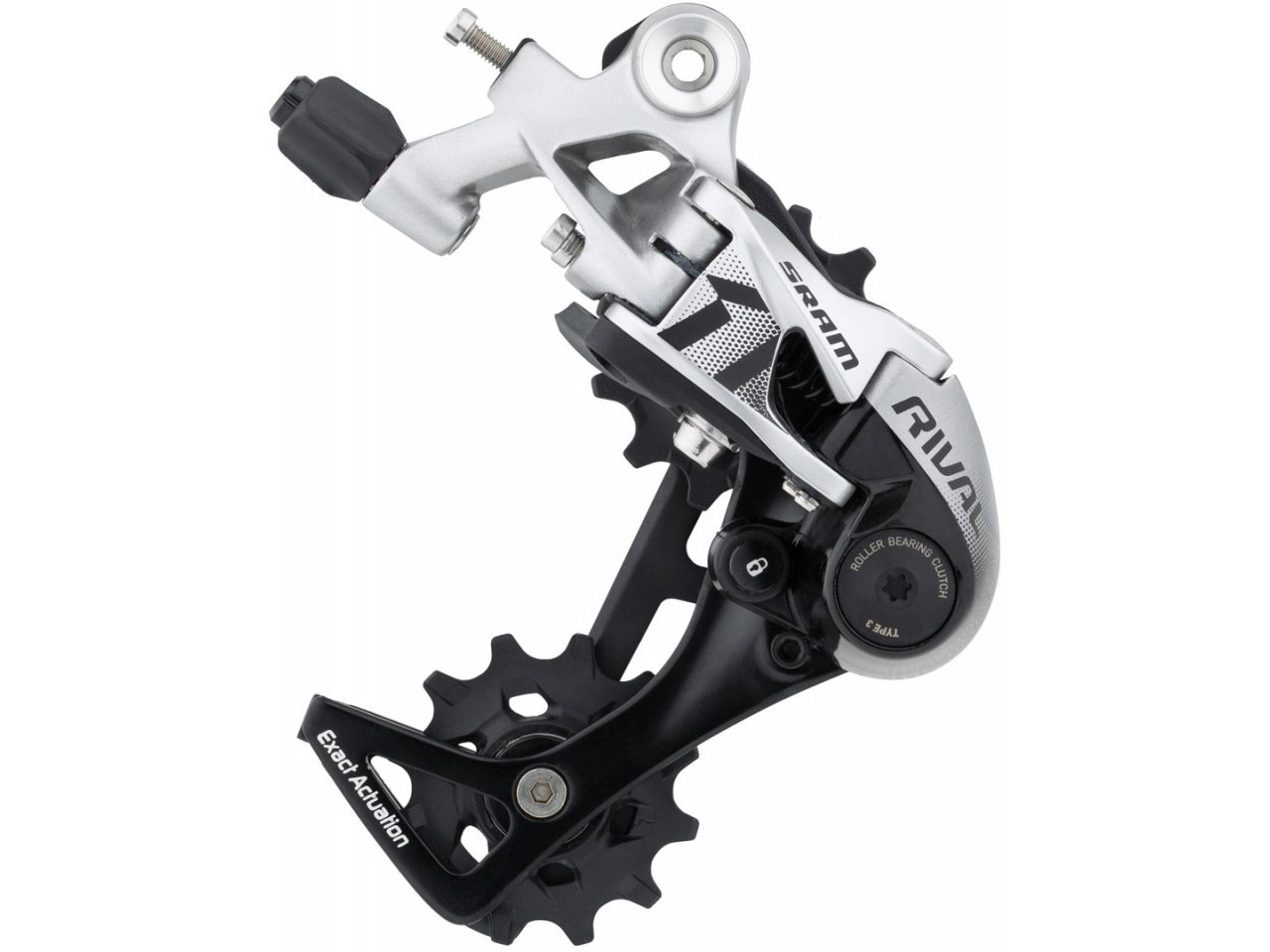SRAM Rival 1 Type 3.0 Long Cage Rear Derailleur