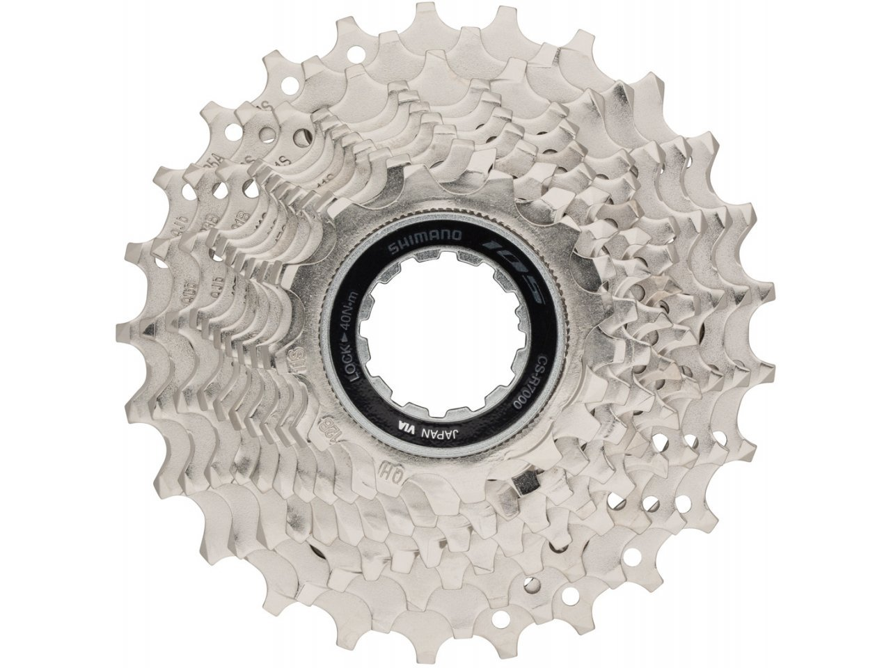 Shimano 105 CS-5800 Road Bike Cassette 12-25T 11 Speed New Retail Package