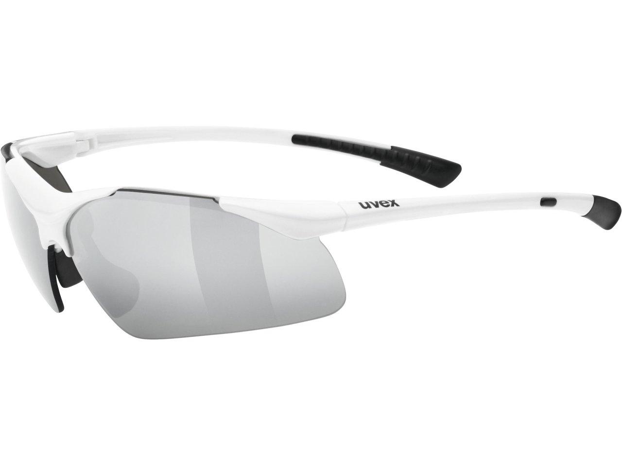 Uvex Sportstyle 223 Fahrrad Brille schwarz//grau