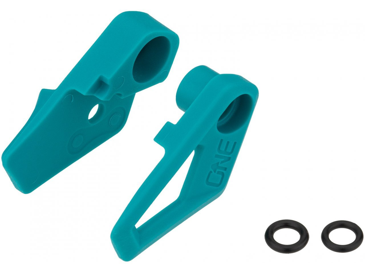 OneUp Components V2 Chain Guide Top Guide Kit Red