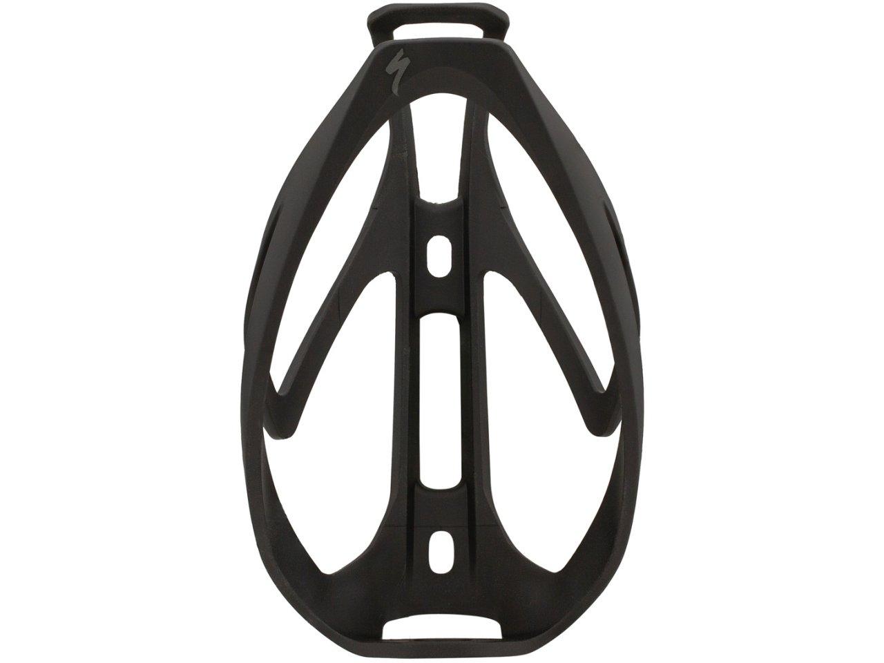 Nouveau Specialized Rib CAGE II Vélo Bouteille d/'eau Cage Noir//Blanc