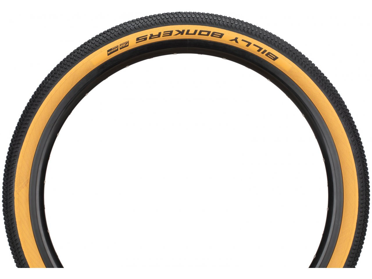 Schwalbe BILLY BONKERS 24x2.00 Folding Black//Classic-Skin Performance Cycle Tyre
